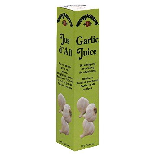 Howard's Garlic Juice 5 oz (Pack of 3)