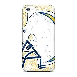 Perfect Hard Phone Cover For Iphone 5c (TTA1699MeVO) Custom Stylish San Diego Chargers Pattern