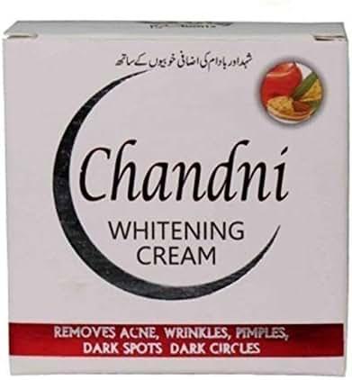 Indie Buy 100% ORIGINAL CHANDNI SKIN WHITENING BEAUTY CREAM