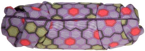 Billy Bag Sian, Damen Handtasche Violett (Purple)