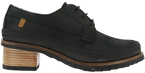 El Naturalista N5120 Pleasant Black-Black/Kentia Black Woman Shoes r2srNgO6o