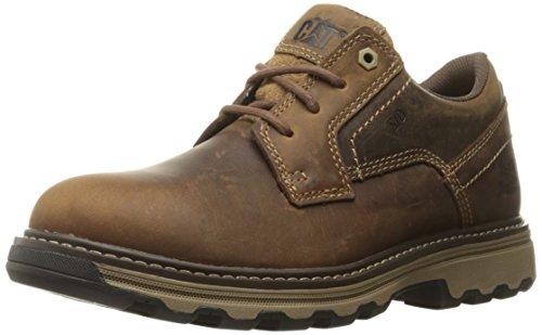 Caterpillar Men's Tyndall Esd Industrial and Construction Shoe, Dark Beige, 11 M US ()
