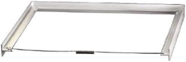 Hama 00110815 accesorio y suministro para el hogar - Accesorio de hogar (Lavadora, Blanco, Metal, 600 mm, 600 mm)