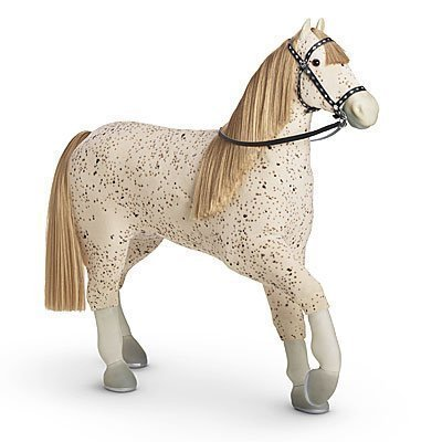 American Girl Saige - Saige's Horse Picasso - American Girl of 2013 (Saige American Girl Doll)