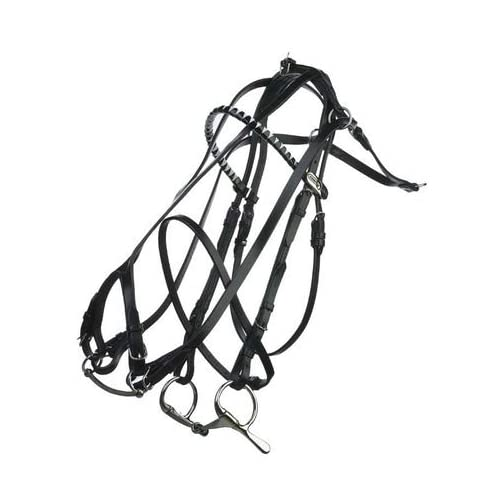 Image of Bridles Finn-Tack Double check French Bridle