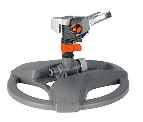 Arroseur-canon sur traîneau Premium de GARDENA: arroseur Premium pour l'arrosage de surfaces jusqu'à 490 m², réglage en continu de la portée jusqu'à 12,5 m (8135-20) product image