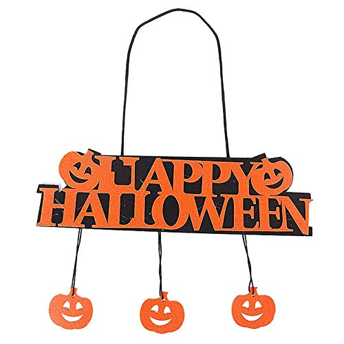 Party DIY Decorations - Ghost Festival Decoration Pumpkin Hanging Pendant Halloween Tag House Window Party - Party Decorations Party Decorations Magic Time Cool Chain Plate Puppy Jewelry Mental