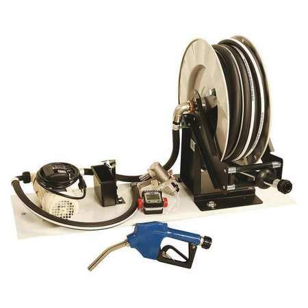 DEF Transfer Pump, 6 ft. Cord L, 48 L.