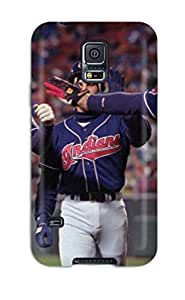 cleveland indians MLB Sports & Colleges best Samsung Galaxy S5 cases