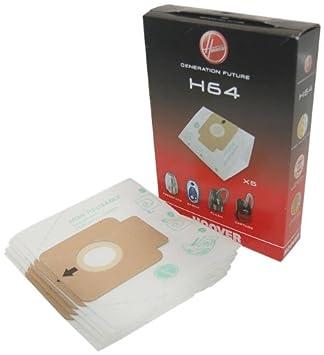Hoover 09200245 H64 - Bolsas de recambio para aspiradoras (5 ...