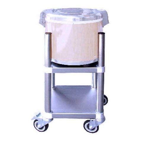 RICE WARMER STANDS W/ WHEELS EQUIPMENT STAND RESTAURANT COMMERCIAL INDUSTRIAL - Kitchen Equipment Stand