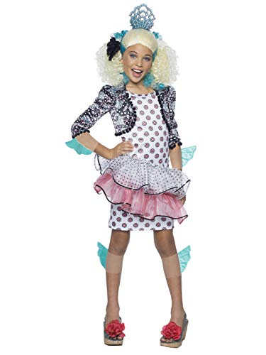 Rubie's Costume Monster High Exchange Lagoona Blue Child Costume, Large