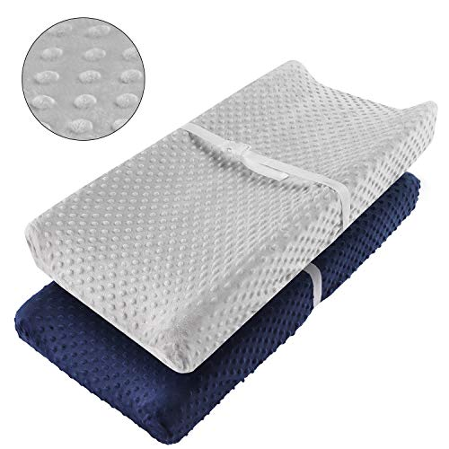 Best changing pad cover blue navy list