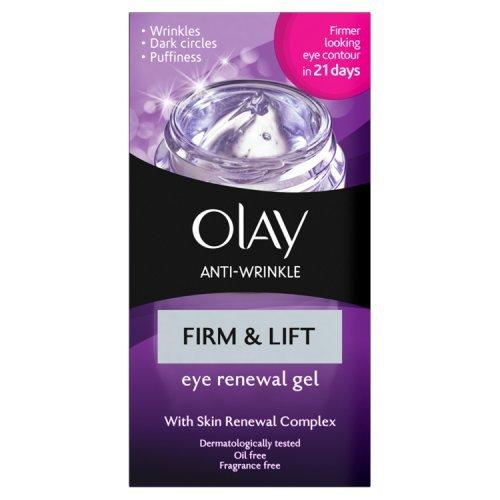 Olay Anti-Wrinkle Firm and Lift Anti-Ageing Eye Renewal Gel, 15 ml 81116592