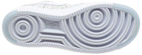 007 Noir 820256 W Nike Basket Af1 Blanc Low Flyknit qwFaxC