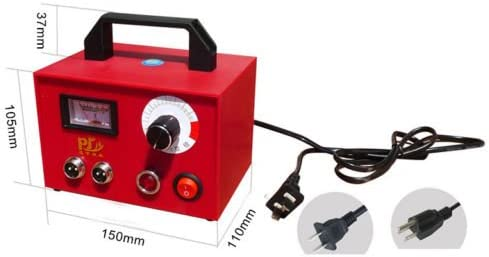 110V 100W Hot Painting Machine Gourd Wood Crafts Handle Engraving Tool for Wood and Leather Pyrography 110V