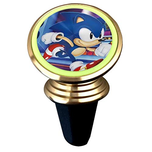 Sonic Mania Magnetic Phone Car Mount Luminous Noctilucent Light Phone Holder