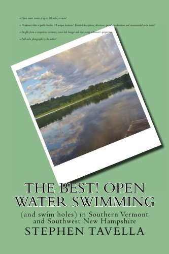 The Best! Open Water Swimming: (and swim holes) in Southern Vermont and Southwest New Hampshire