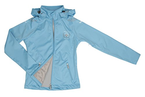 Iceblue Shell Jacket Florence Soft Women's blue Covalliero cwnOx4T8