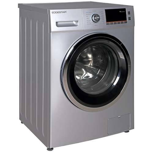 EdgeStar CWD1550S 2.0 Cu. Ft. All-in-One Ventless Washer and Dryer Combo - Silver by EdgeStar