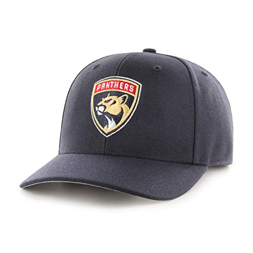 Nhl Fan - OTS NHL Florida Pantshers Male All-Star Dp Adjustable Hat, Navy, One Size