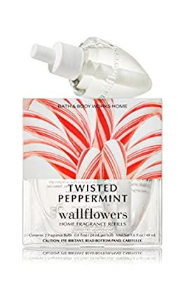 Bath & Body Works Wallflowers Home Fragrance Refill Bulbs Twisted
