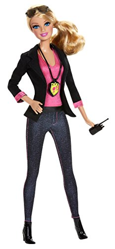 Barbie Careers Detective Doll