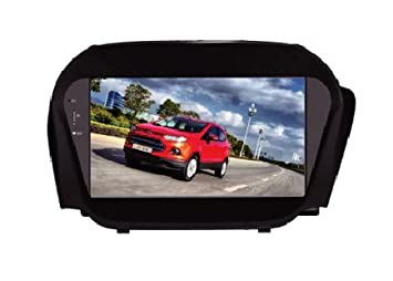 Inch Touch Screen Car Gps Navigation For Ford Ecosport   Stereo Dvd Player