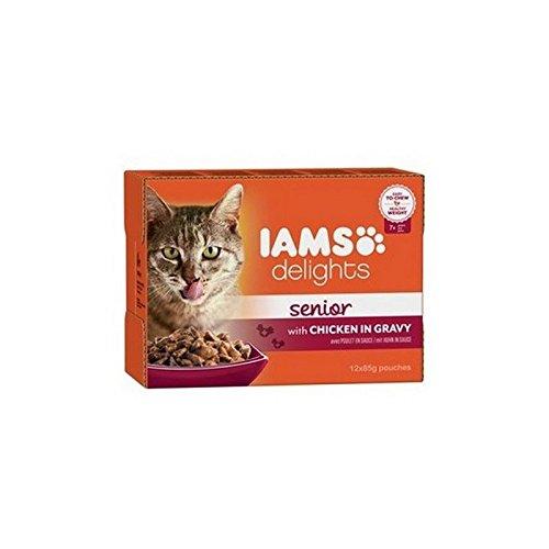iams senior cat food - 9