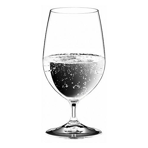 Riedel Vinum Water Set (Riedel Vinum Gourmet Lead-Free Crystal Soft Drink/Water Glass, Set of 4)