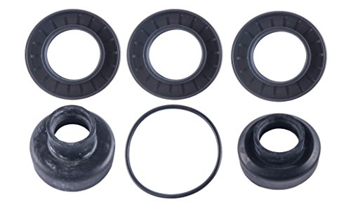 Yamaha rear differential seal kit 550/700 Grizzly 2007 2008 2009 2010-2015 by East Lake Axle