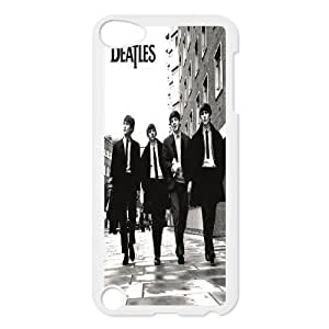 C-EUR Customized Print The Beatles Pattern Hard Case for iPod Touch 5
