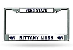 Ncaa Penn State Nittany Lions Chrome Plate Frame