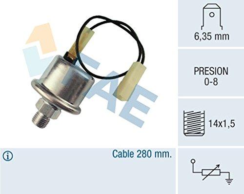 FAE 14551 - Sensore, Pressione Olio Francisco Albero S.A.