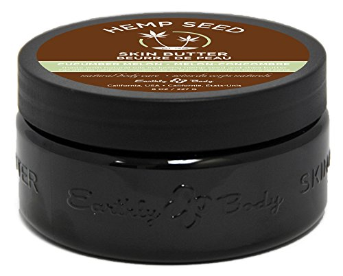 Hemp Seed Skin Butter, Cucumber Melon ()