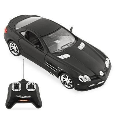 Mercedes Benz SLR McLaren R/C Radio Remote Control Car 1:24 Scale (