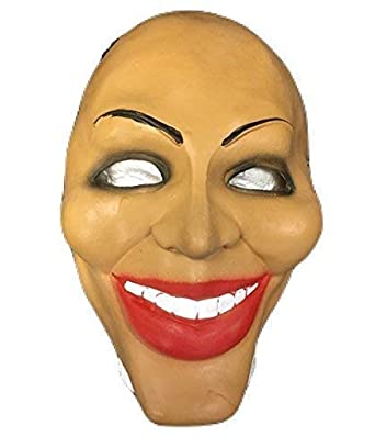 Purga Cara Estilo Máscara de látex - Disfraz Halloween Attire ...