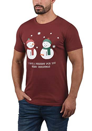 camiseta Navidad de de los de manga hombres de Camiseta Alasko s la corta de xaPq0UqvY