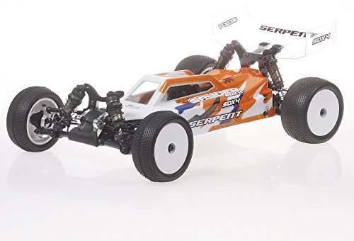 Buggy 4wd Kit Electric (Serpent Spyder SDX-4 1/10 4WD Electric Buggy Kit)