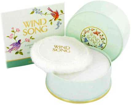 Wind Song By Prince Matchabelli For Women. Dusting Powder 4.0 Oz.