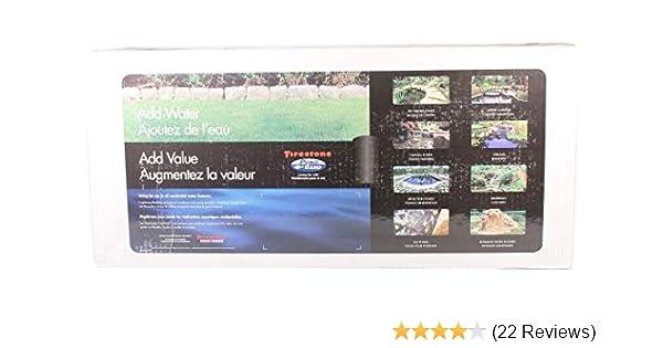 e5f6c220dd0 Amazon.com   Firestone 45mil EPDM Rubber Pond Liner 15ft.x15ft.   Garden    Outdoor