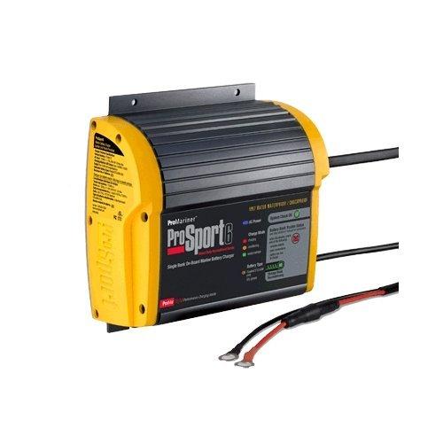 PROMARINER ProSport6 Gen3, MFG# 43006, Generation 3 Battery Charger, 6 Amp, 12 Volt, 1 Bank / PRO-43006 /