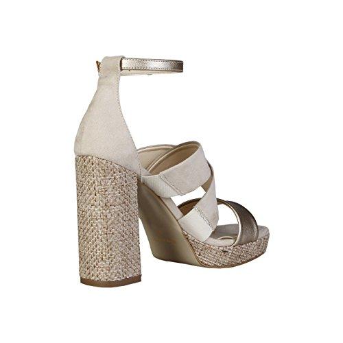 Made in Italia - OFELIA Sandalias De Vestir Para Mujer Tacón 11 cm, Plataforma 2 cm