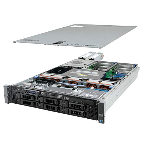 High-End Virtualization Server 12-Core 64GB RAM 12TB