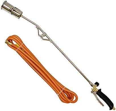 3000℉ Homefami Propane Torch Portable Torch Weed Burner Propane Torch Hose BTU-500000