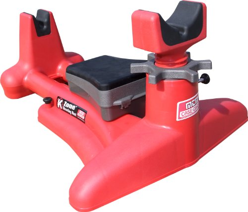 Bench Rest Shooting Supplies (MTM K-Zone Shooting Rest (Red))
