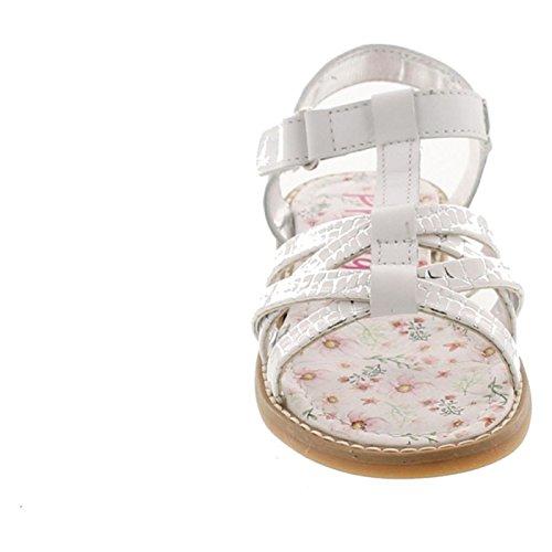 Sandals Leather European Girls 14400 Primigi Fashion Stunning White xwU4E