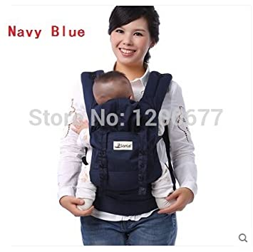 Amazon.com : New Hot baby carrier 100%Cotton 2in1 Breathable and Warm baby backpacks 4ways for 0-36months Max 20KG portabebe mochila/sling : Baby