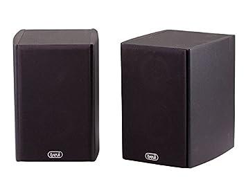 Trevi av 540 80W Negro altavoz - Altavoces (2.0 canales, Alámbrico, RCA, 80 W, Negro)