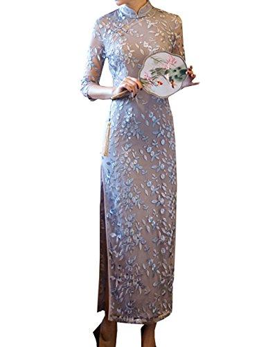 Beautiful Chinese Style Dress - 1